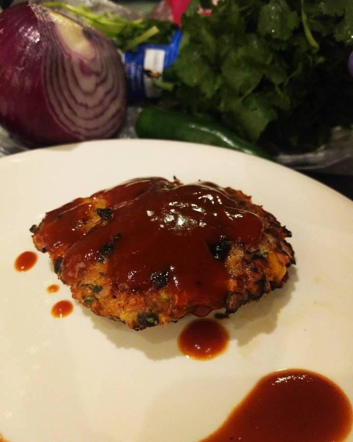 Erin's Sweet & Spicy BBQSauce