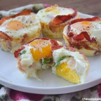 Bacon & Egg Brunch Cups